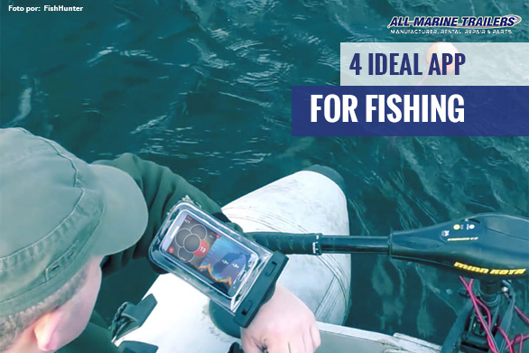 4 ideal App for fishing